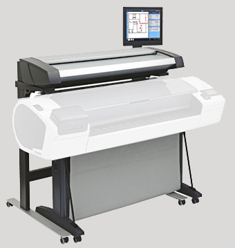 "Contex SD4420 MFP 44"" Color Scanner Combo Pack"