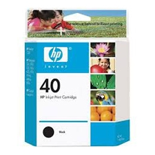 HP DesignJet 400 Series Inkjet Cartridge - Black