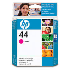 HP DesignJet 400 Series Inkjet Cartridge - Magenta