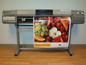 "HP DesignJet 5000 60"" Inkjet Printer - Includes 3 Year Warranty!"