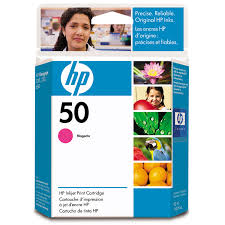 HP DesignJet 650C Inkjet Cartridge - Magenta