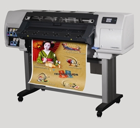 "HP DesignJet L25500 60"" Latex Color Inkjet Printer"