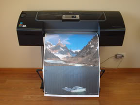 "HP DesignJet Z3200 24"" Inkjet Printer - Includes 3 Year Warranty!"